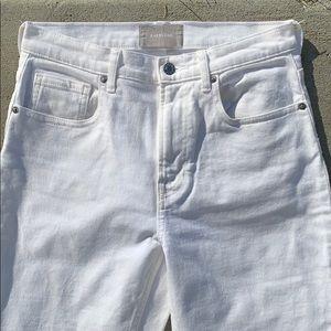 Everlane Jeans - Everlane High Waist Straight Jean